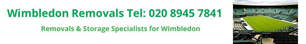Wimbledon Removals 020 8945 7841
